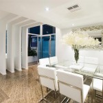 investment property painting job dining room